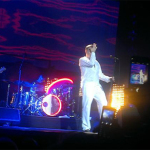 Morrissey @O2: A Poignant Farewell to the Fans?